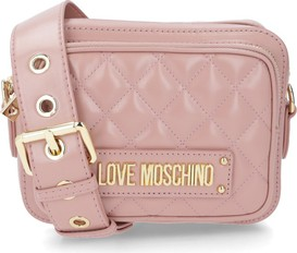 Torebka Love Moschino mała na ramię w stylu casual