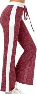Czerwone spodnie Cikelly