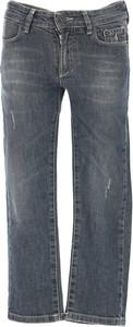 Spodnie dziecięce Siviglia z jeansu