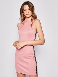Sukienka Calvin Klein w stylu casual bez rękawów mini