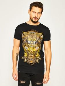 Czarny t-shirt Rage Age