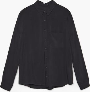 Czarna koszula Cropp w stylu casual