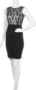 Sukienka Dress V mini bez rękawów