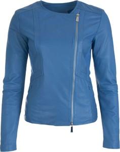 Niebieska kurtka Pinko krótka