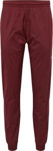 Czerwone spodnie Adidas Originals