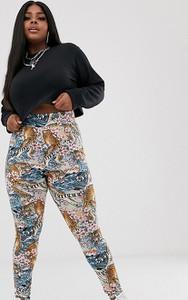 Legginsy New Girl Order Curve w stylu boho