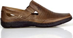 5389f92df7165 półbuty męskie skórzane letnie - stylowo i modnie z Allani