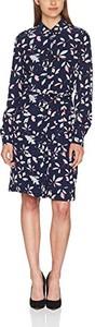 Granatowa sukienka tommy hilfiger