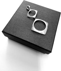 Global Silver 925 Wisiorek Srebrny część kompletu bez kamieni Z1