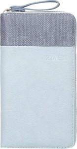 Niebieski portfel Zwei