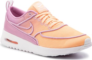 Buty sportowe Nike sznurowane air max thea