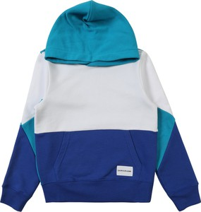 Bluza dziecięca Calvin Klein z tkaniny