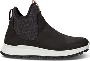 Sneakersy Ecco sznurowane