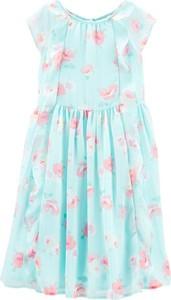 Sukienka dziewczęca OshKosh z tkaniny