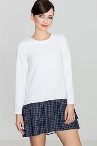 Sukienka LENITIF mini w stylu casual