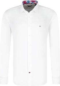 Koszula Tommy Hilfiger Tailored z długim rękawem w stylu casual