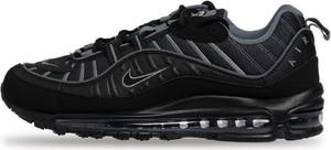 Sneakers buty Nike Air Max 98 black/black-smoke grey (CI3693-002)