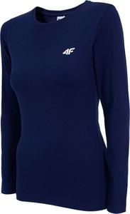 Niebieska bluzka 4F