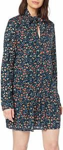 Sukienka amazon.de z żabotem mini