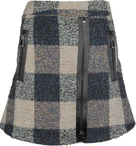 "Spódnica Fracomina Spódnica ""felt Dress"" z tkaniny"