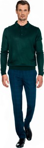 Sweter producent niezdefiniowany z wełny