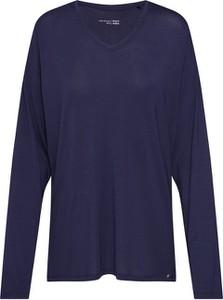 Niebieska piżama Schiesser