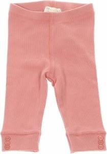 Różowe legginsy dziecięce Zy dla dziewczynek