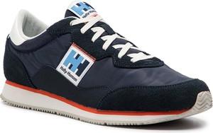 Buty sportowe Helly Hansen ze skóry ekologicznej w sportowym stylu