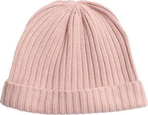 Różowa czapka Wheat