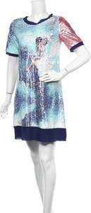 Sukienka Culito From Spain mini prosta w stylu casual