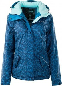Niebieska kurtka sklepiguana