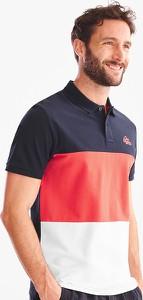 Koszulka polo ANGELO LITRICO z bawełny w stylu casual