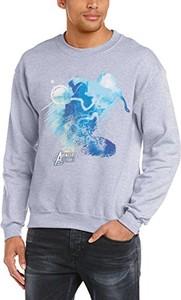 Błękitna bluza Marvel