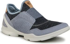 Buty sportowe Ecco z płaską podeszwą