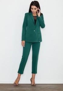 Zielone spodnie Figl