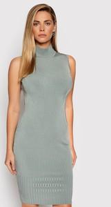 Sukienka Guess by Marciano w stylu casual z golfem