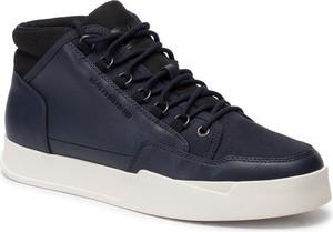G-Star RAW Sneakersy Rackam Vodan Mid D14243-B698-6486 Granatowy