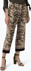 Brązowe spodnie Cambio