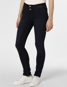 Granatowe jeansy Mavi w stylu casual