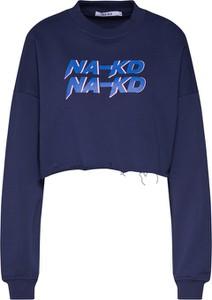 Bluza NA-KD w stylu casual