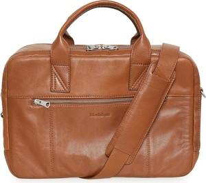 Brązowa torba Matinique ze skóry