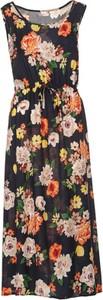 Sukienka Multu bez rękawów maxi w stylu boho