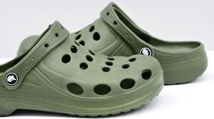 Zielone buty letnie męskie Flameshoes
