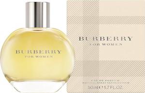Burberry For Women, woda perfumowana, spray, 50 ml