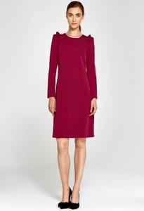 Czerwona sukienka Nife mini