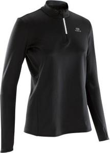 Czarna bluza Kalenji w sportowym stylu