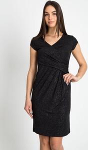 Sukienka QUIOSQUE mini prosta