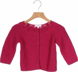 Różowy sweter Jacadi