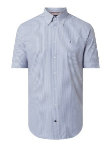 Koszula Tommy Hilfiger w stylu casual z krótkim rękawem z kołnierzykiem button down