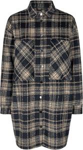 Bluzka Co'couture z dekoltem w kształcie litery v z długim rękawem